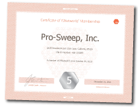 prosweep-isn-certificate